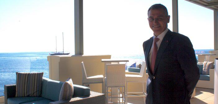 Frédéric Darnet, directeur du Monte-Carlo Bay