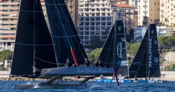 Monaco Sportsboat Winter Series 2016 - ACT 2