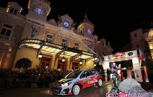 Voiture Rallye MC