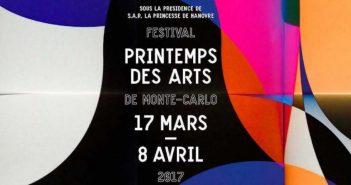 Affiche printemps des arts