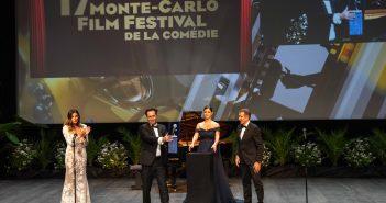 Andrea_Morricone Monte Carlo Festival de la Comédie 2020 Award Ezio Greggio