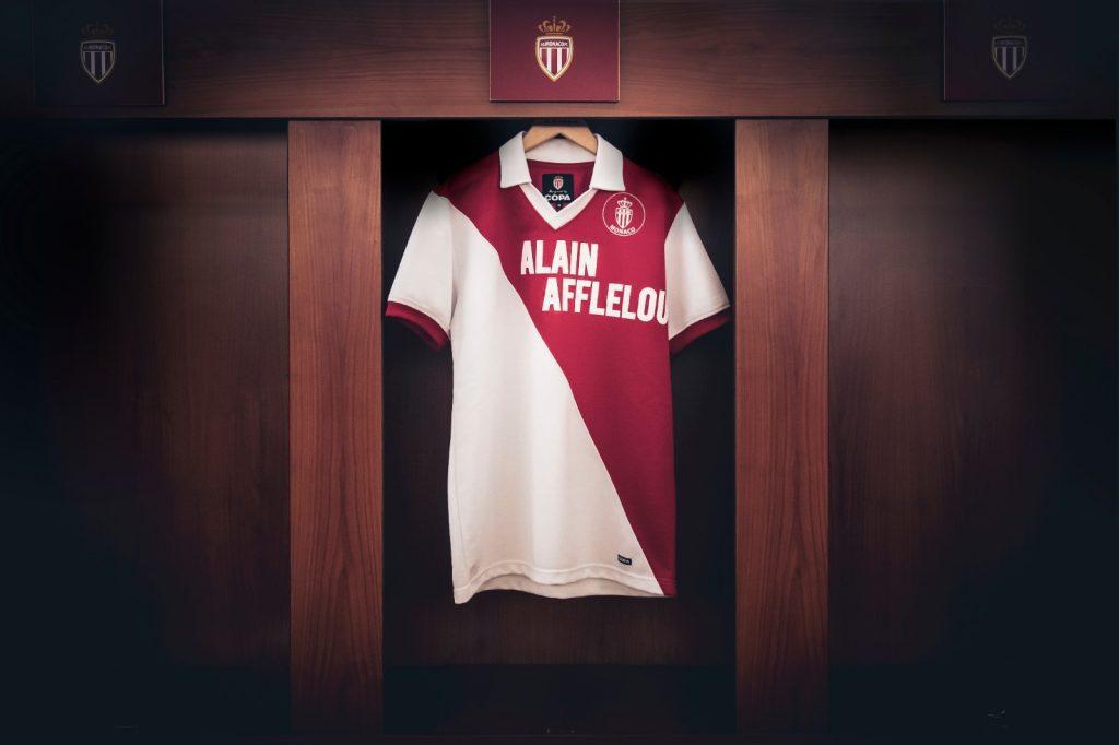 L'AS Monaco dévoile un maillot collector pour Noël