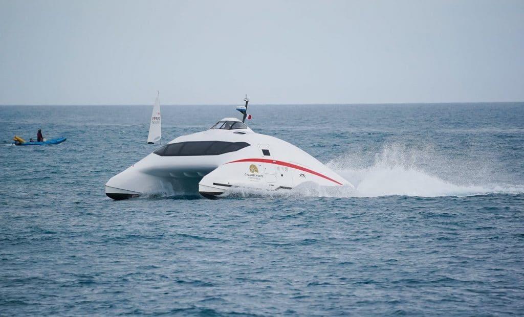 Monaco – Vintimille en 12 minutes c'est possible !